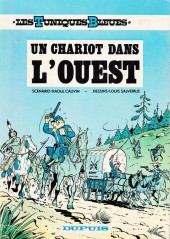 Les tuniques Bleues -1a72- Un chariot dans l'Ouest