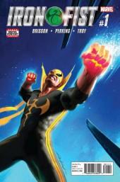 Iron Fist (2017) -1- Iron Fist