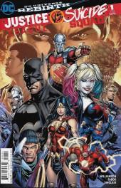 Justice League vs. Suicide Squad (2017) -1- Chapter one