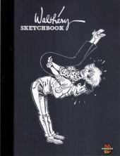 (AUT) Walthéry -41TS- Walthéry Sketchbook