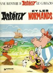 Astérix -9c1979a- Astérix et les Normands
