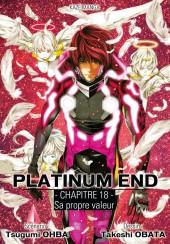 Platinum End -Num18- Sa propre valeur