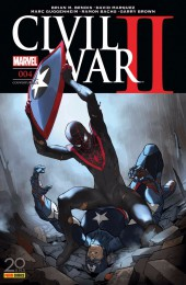 Civil War II -41/2- Tome 4