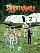 Survivants - Anomalies quantiques -148HBD-  Épisode 1