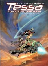 Tessa agent intergalactique -1a- Sidéral Killer