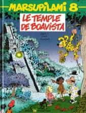 Marsupilami -8a2001- Le temple de Boavista