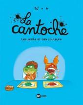 La cantoche -2- Les goûts et les couleurs