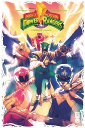 Power Rangers (Mighty Morphin Power Rangers) -1- Ranger vert - Année un