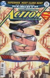 Action Comics (1938) -964- Superman meet Clark Kent - Part 2