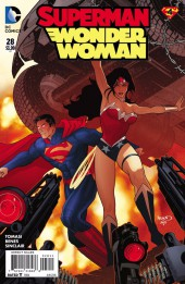 Superman/Wonder Woman (2013) -28- The Final Days of Superman Part 4 : Last Kiss