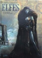 Elfes -1a2016b- Le Crystal des elfes bleus