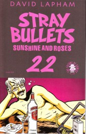 Stray Bullets: Sunshine & Roses (2015) -22- Killers, thieves, liars, and nuts