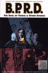 B.P.R.D. (2003) -INT02- The Soul of Venise and Other Stories