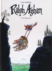 Ralph Azham -10- Un feu qui meurt