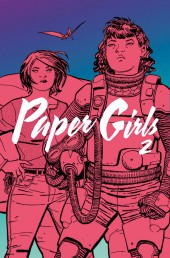 Paper Girls (Image comics - 2015) -INT02- Paper Girls 2