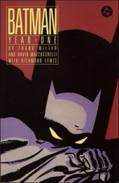 Batman Vol.1 (DC Comics - 1940) -INT- Year One