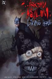 Arkham Asylum: Living Hell (2003) -INT- Batman: Arkham Asylum - Living Hell