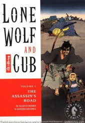 Lone Wolf and Cub (2000) -1-  The Assassin's Road