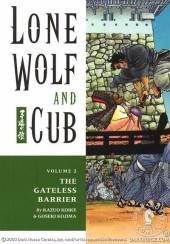 Lone Wolf and Cub (2000) -2-  The Gateless Barrier