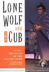 Lone Wolf and Cub (2000) -3-  The Flute and the Fallen Tiger