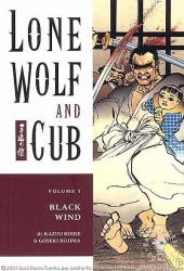 Lone Wolf and Cub (2000) -5-  Black Wind