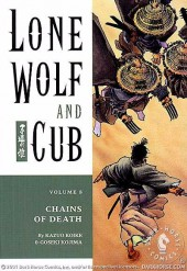 Lone Wolf and Cub (2000) -8- Chains of Death