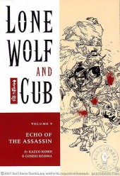 Lone Wolf and Cub (2000) -9- Echo of the Assassin