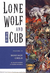 Lone Wolf and Cub (2000) -10- Hostage Child