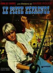 Barbe-Rouge -8c1977- Le piège espagnol