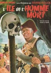 Barbe-Rouge -7b1977- L'île de l'homme mort