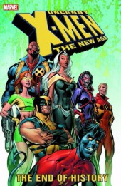 Uncanny X-Men (The) (1963) -INT- The New Age Volume 1: The End of History
