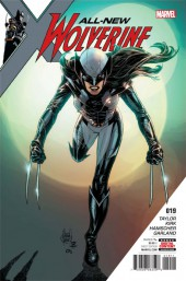 All-New Wolverine (2016) -19- Immune Part 1