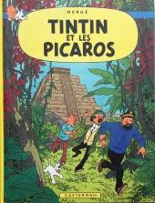 Tintin (Historique) -23C3Ter- Tintin et les picaros