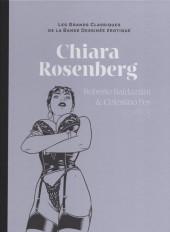 Les grands Classiques de la Bande Dessinée érotique - La Collection -2636- Chiara Rosenberg