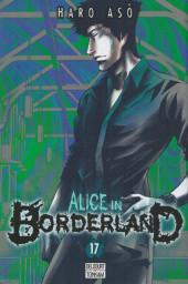 Alice in borderland -17- Tome 17