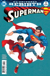 Superman (2016) -3A- Son of Superman - Part 3