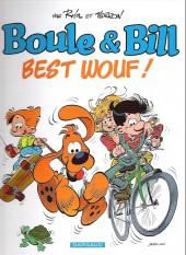 Boule et Bill -02- (Édition actuelle) -HS07- Best wouf !