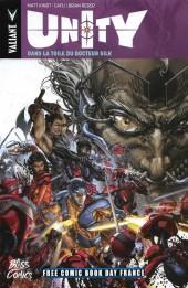 Unity -2FCBD- Dans la toile du Docteur Silk - Free Comic Book Day 2017