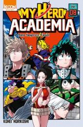 My Hero Academia -8- Momo Yaoyorozu : l'envol