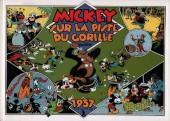 Mickey (L'âge d'or de) -6- Sur la piste du gorille