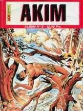 Akim (2e série) -Rec08- Album N°8 (du n°22 au n°24)