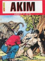 Akim (2e série) -Rec17- Album N°17 (du n°49 au n°51)