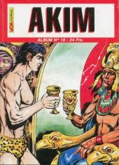 Akim (2e série) -Rec18- Album N°18 (du n°52 au n°54)