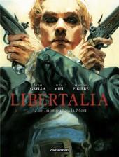 Libertalia -1- Le Triomphe ou la mort