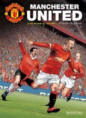 Manchester United -1- La bd officielle