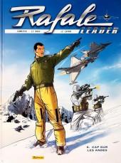 Rafale leader -6- Cap Sur les Andes