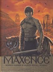 Maxence -1a16- Livre I- La sédition Nika