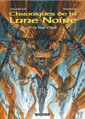 Chroniques de la Lune Noire -18- Le trône d'Opale