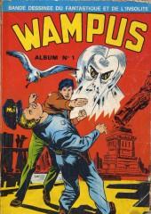 Wampus -Rec01- Album N°1 (du n°1 au n°3)
