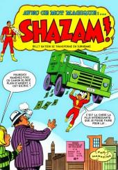 Shazam! Les aventures de Captain Marvel -10- Un escroc de charme